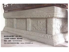 须弥座雕刻_佛教建筑中的经典之作