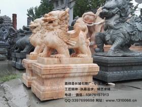 订购石雕貔貅图片有哪些样式_貔貅雕刻价格如何