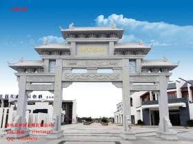 中国石牌坊的发展