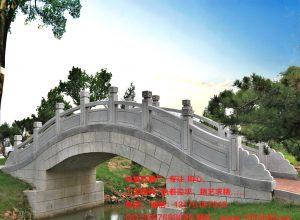 石栏杆样式与栏板设计制作图片
