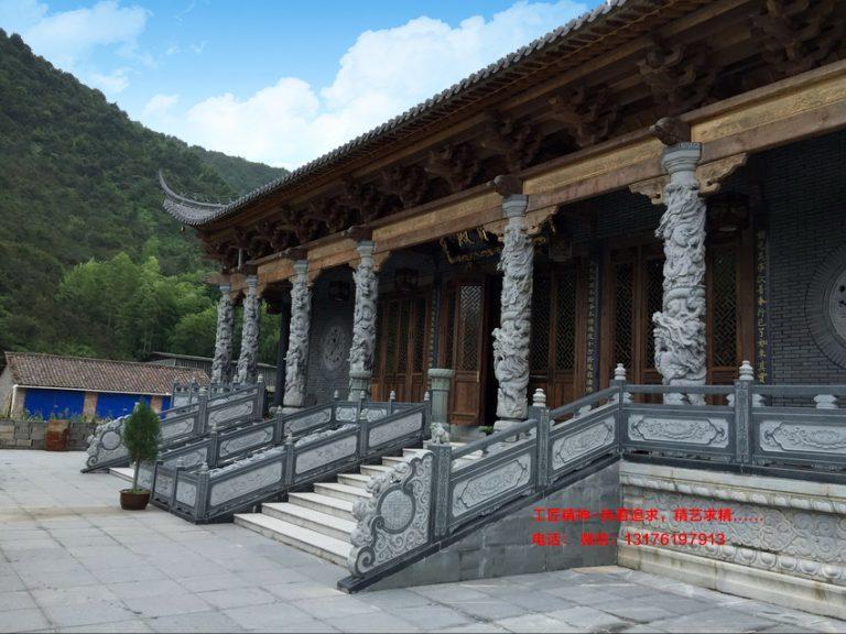 山东石材栏杆雕刻注意事项