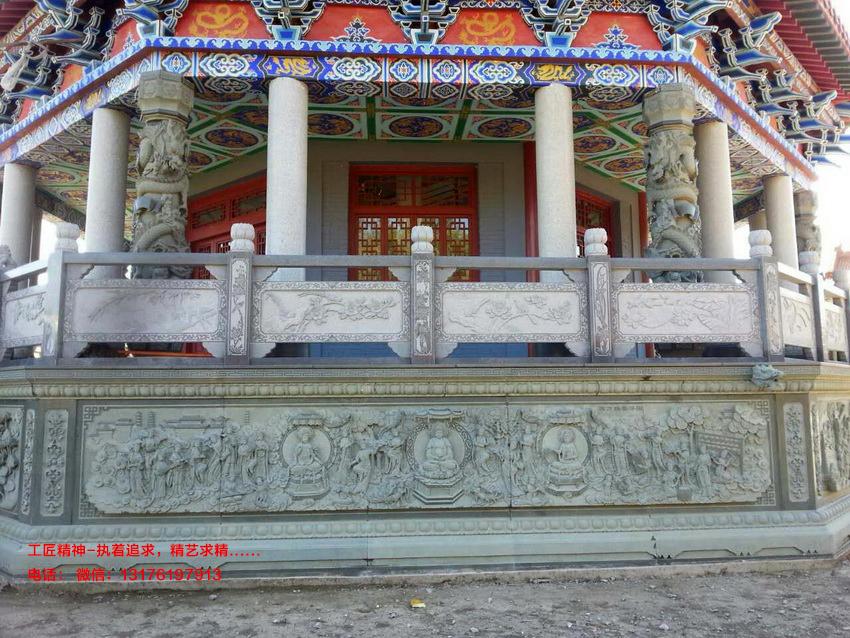 寺院石栏板价格如何预算