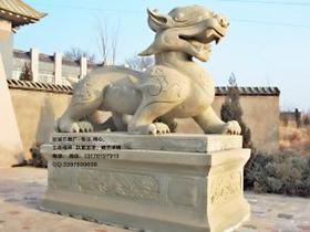 幾個石雕(diao)貔貅(xiu)的擺放要點-大家需要知(zhi)曉